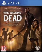 The Walking Dead: The Complete First Season ������� ���� ���� (Game of the Year Edition) (PS4)