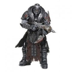 "Фигурка Терон Элитный SDCC Exclusive Gears of War 3 7"" Elite Theron (Onyx) (Neca)"