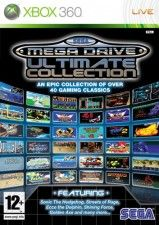 Игра Sega Mega Drive Ultimate Collection для Xbox 360