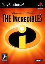 The Incredibles (Суперсемейка) (PS2)