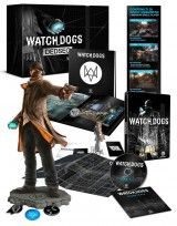 Watch Dogs Dedsec Edition Коллекционное издание (Collector's Edition) (PS3)