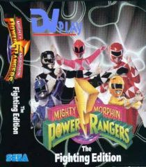Power Rangers Fight Edition (Sega)