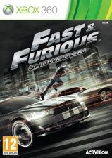 Форсаж: Схватка (Fast and Furious: Showdown) (Xbox 360)