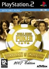 World Series Of Poker Tournament Of Champions (PS2)