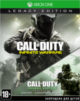 Call of Duty: Infinite Warfare Legacy Edition Русская Версия (Xbox One)