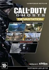 Call of Duty: Ghosts - Devastation (Add-on) Русская Версия Box (PC)