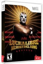 AAA Lucha Libre : Heroes of the Ring (Wii)