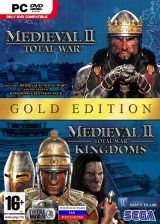 Medieval 2 (II). Total War Gold Edition Jewel (PC)