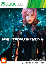 Lightning Returns: Final Fantasy 13 (XIII) (Xbox 360)