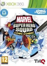 Marvel Super Hero Squad: Comic Combat с поддержкой uDraw (Xbox 360)