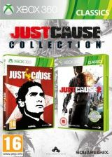 Just Cause 1 + 2 Doublepack (Xbox 360)