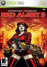 Игра Command  Conquer: Red Alert 3 для Xbox-360