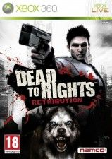 ���� Dead to Rights: Retribution ��� Xbox 360