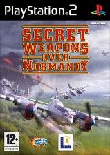 Игра Secret Weapons Over Normandy для Sony PS2