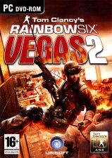 Tom Clancy's Rainbow Six Vegas 2 Box (PC)