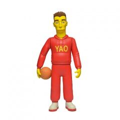 "Фигурка Яо Минь ""Симпсоны"" The Simpsons 5"" Series 1 - Yao Ming"