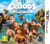 The Croods (Семейка Крудс): Prehistoric Party! (Nintendo 3DS)