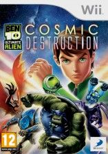 Игра Ben 10 Ultimate Alien: Cosmic Destruction для Nintendo Wii