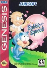 Bubble VS Squeak (Sega)