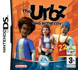 URBZ: Sims in the city ������� ������ (GBA)