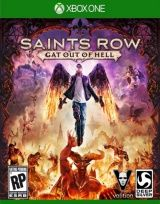 Saints Row: Gat out of Hell Русская Версия (Xbox One)