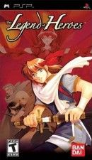 Legend Of Heroes: A Tear of Vermillion (PSP)