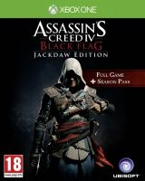 Assassin's Creed 4 (IV): Черный флаг (Black Flag) Jackdaw Edition Русская Версия (Xbox One)