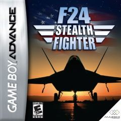 F-24 Stealth Fighter Русская Версия (GBA)