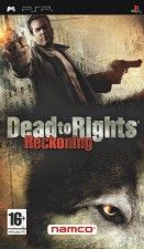 Игра Dead to Rights: Reckoning для Sony PSP