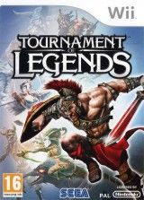 Игра Tournament Of Legends для Wii