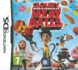 Игра Cloudy With A Chance Of Meat Balls для Nintendo DS