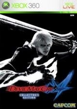Игра Devil May Cry 4 Collector's Edition для Xbox 360