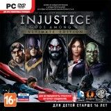 Injustice: Gods Among Us Ultimate Edition Русская Версия Jewel (PC)