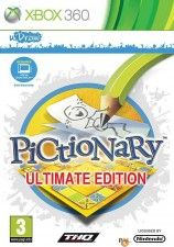 Pictionary: Ultimate Edition с поддержкой uDraw (Xbox 360)