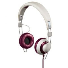 Наушники проводные Hama Donut On-Ear Stereo Headphones Красные PC/Wii U/PS Vita/3DS (PC)