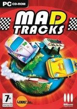 Mad Tracks Box (PC)