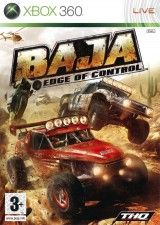 Игра Baja Edge of Control для Xbox 360