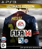 FIFA 14 Ultimate Edition Русская Версия (PS3)