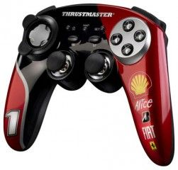 Геймпад F1 Wireless Gamepad Ferrari F60 Limited edition для PS3