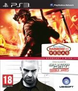 Tom Clancy's Splinter Cell Double Agent + Rainbow Six Vegas (PS3)