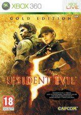 ���� Resident Evil 5 Gold Edition ��� Xbox 360