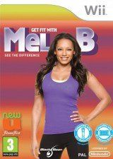 Игра Get Fit With Mel B для Nintendo Wii