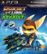 Ratchet and Clank: QForce (Full Frontal Assault) (PS3)