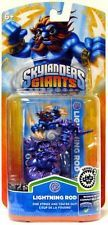 Skylanders Giants: Интерактивная фигурка Violet Metallic Lightning Rod