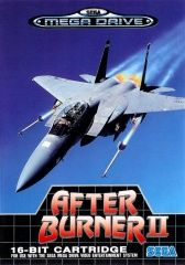 After Burner II Русская Версия (Sega)