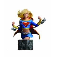 "Фигурка Суперженщина ""Women Of The DC Universe"" Series 3 - Supergirl Bust 5.5"""