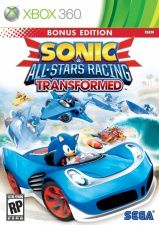 Sonic and All-Star Racing Transformed Bonus Edition (Xbox 360)