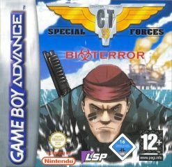Ct Special Forces 3 Bioterror Русская Версия (GBA)