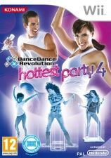 Игра DanceDanceRevolution Hottest party 4 + Dance Mat для Nintendo Wii