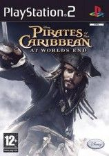 Игра Pirates of the Caribbean: At World's End для Sony PS2